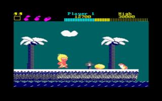 0023 320x200 The History of Hudsons Adventure Island NES Nintendo Review Screenshot