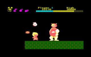 0046a 320x200 The History of Hudsons Adventure Island NES Nintendo Review Screenshot