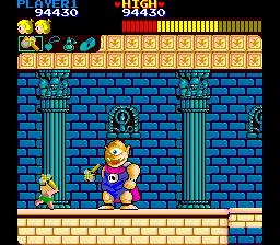 0090 The History of Hudsons Adventure Island NES Nintendo Review Screenshot