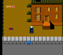 Addams Family The Uncle Festers Quest USA 025 256x224 Festers Quest NES Nintendo Review Screenshot
