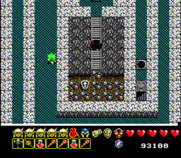 Arkistas Ring USA 109 256x224 Arkistas Ring NES Nintendo Review Screenshot