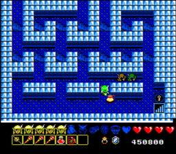Arkistas Ring USA 280 256x224 Arkistas Ring NES Nintendo Review Screenshot