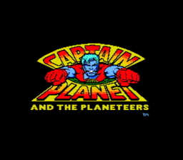 Captain Planet and the Planeteers USA 001 256x224 Captain Planet and the Planeteers NES Nintendo Review Screenshot