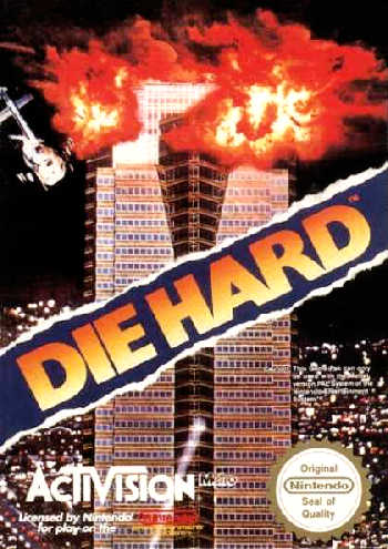 Die Hard USA Die Hard NES Nintendo Review Screenshot