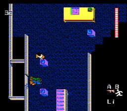 Die Hard USA 085 256x224 Die Hard NES Nintendo Review Screenshot