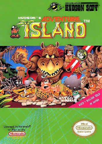 Hudsons Adventure Island USA Hudsons Adventure Island NES Nintendo Review Screenshot