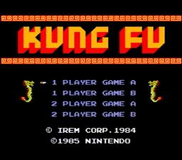 Kung Fu USA 001 256x224 Kung Fu NES Nintendo Review Screenshot