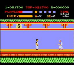 Kung Fu USA 007 256x224 Kung Fu NES Nintendo Review Screenshot