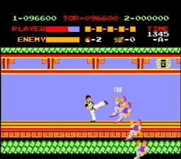 Kung Fu USA 029 256x224 Kung Fu NES Nintendo Review Screenshot