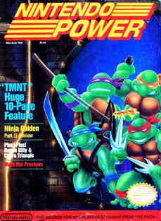 NPturtles About Nintendo Complete NES Nintendo Review Screenshot