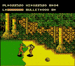 Adventures of Bayou Billy 087 256x224 The Adventures of Bayou Billy NES Nintendo Review Screenshot
