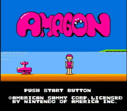 Amagon USA 002 256x2241 Amagon NES Nintendo Review Screenshot