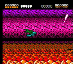 Battletoads USA 233 256x224 Battletoads NES Nintendo Review Screenshot
