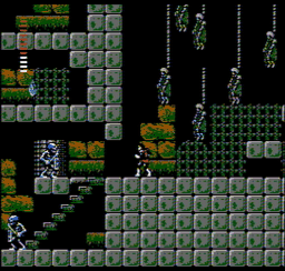 Castlevania II Simons Quest USA 086 256x244 Castlevania II   Simons Quest NES Nintendo Review Screenshot