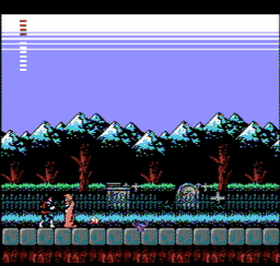 Castlevania II Simons Quest USA 162 256x244 Castlevania II   Simons Quest NES Nintendo Review Screenshot