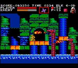 Castlevania III Draculas Curse USA 122 256x224 Castlevania III   Draculas Curse NES Nintendo Review Screenshot