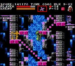 Castlevania III Draculas Curse USA 193 256x224 Castlevania III   Draculas Curse NES Nintendo Review Screenshot