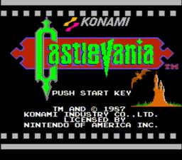 Castlevania USA Rev A 002 256x224 Castlevania NES Nintendo Review Screenshot