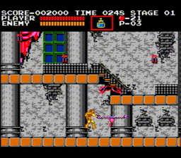 Castlevania USA Rev A 009 256x224 Castlevania NES Nintendo Review Screenshot