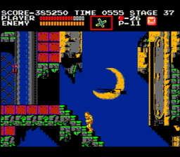 Castlevania USA Rev A 223 256x2241 Castlevania NES Nintendo Review Screenshot