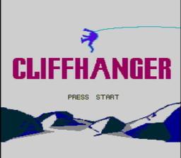 Cliffhanger USA 003 256x224 Cliffhanger NES Nintendo Review Screenshot