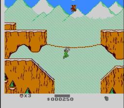 Cliffhanger USA 026 256x224 Cliffhanger NES Nintendo Review Screenshot