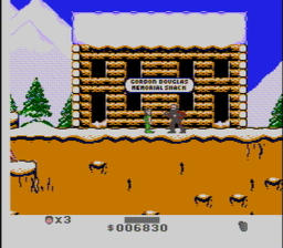 Cliffhanger USA 093 256x224 Cliffhanger NES Nintendo Review Screenshot