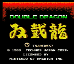 Double Dragon USA 004 256x2241 Double Dragon NES Nintendo Review Screenshot