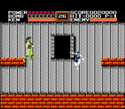 Fist of the North Star USA 015 256x224 Fist of the North Star NES Nintendo Review Screenshot