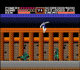 Fist of the North Star USA 071 256x224 Fist of the North Star NES Nintendo Review Screenshot