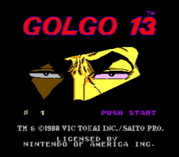 Golgo 13 Top Secret Episode USA 011 256x224 Golgo 13: Top Secret Mission NES Nintendo Review Screenshot