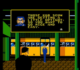 Golgo 13 Top Secret Episode USA 047 256x224 Golgo 13: Top Secret Mission NES Nintendo Review Screenshot