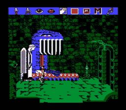 Kings Quest V USA 659 256x224 Kings Quest V NES Nintendo Review Screenshot