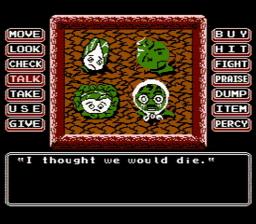 Princess Tomato in Salad Kingdom USA 072 256x224 Princess Tomato in the Salad Kingdom NES Nintendo Review Screenshot