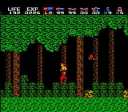Rambo USA Rev A 100 256x224 Rambo NES Nintendo Review Screenshot