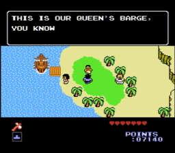 Startropics 2 Zodas Revenge USA 193 256x224 Zodas Revenge: Star Tropics II NES Nintendo Review Screenshot