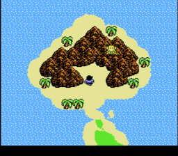 Startropics 2 Zodas Revenge USA 348 256x224 Zodas Revenge: Star Tropics II NES Nintendo Review Screenshot