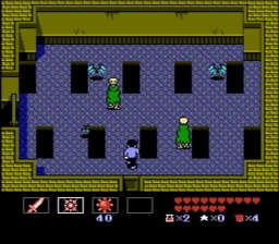 Startropics 2 Zodas Revenge USA 911 256x224 Zodas Revenge: Star Tropics II NES Nintendo Review Screenshot