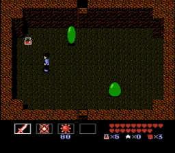 Startropics 2 ZodastartropicsZSA 135 256x224 Zodas Revenge: Star Tropics II NES Nintendo Review Screenshot