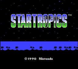 Startropics USA 002 256x224 StarTropics NES Nintendo Review Screenshot
