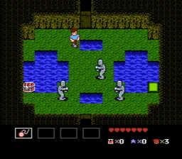 Startropics USA 366 256x224 StarTropics NES Nintendo Review Screenshot