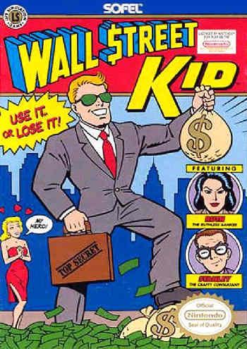 Wall Street Kid USA Wall Street Kid NES Nintendo Review Screenshot