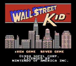 Wall Street Kid USA 002 256x224 Wall Street Kid NES Nintendo Review Screenshot