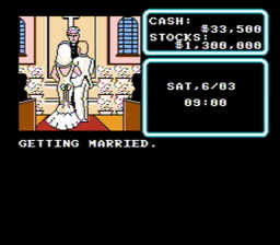 Wall Street Kid USA 362 256x224 Wall Street Kid NES Nintendo Review Screenshot