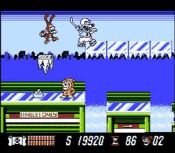 Yo Noid USA 054 256x224 Yo! Noid NES Nintendo Review Screenshot