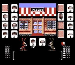 Yo Noid USA 076 256x224 Yo! Noid NES Nintendo Review Screenshot