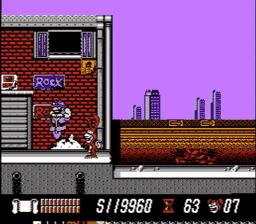 Yo Noid USA 273 256x224 Yo! Noid NES Nintendo Review Screenshot