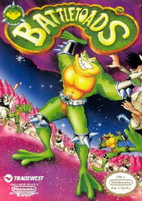 aBattletoads USAa 208x294 Battletoads NES Nintendo Review Screenshot