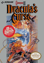 aCastlevania III Draculas Curse aUSA 188x266 Castlevania III   Draculas Curse NES Nintendo Review Screenshot