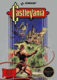 aCastlevania USA Rev A 188x2661 Castlevania NES Nintendo Review Screenshot